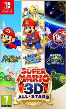 45496426675 SUPER MARIO 3D ALL STARS Nintendo Switch