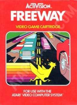 5510107152 Freeway International Edition FR Atari 2600 CX