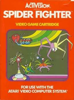 5510107154 Spider Fighter - activision - eax-021-041 Atari CX 2600 -