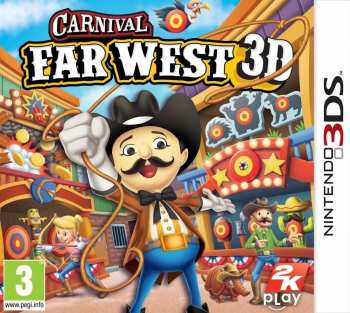 5026555045452 Carnival Far West FR 3DS