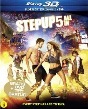 5412370829597 Stepup 5 All In Bluray 3d FR BR 3D