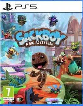 711719823728 Sackboy A Big Adventure FR PS5