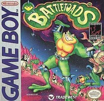 5510107188 Battletoads Gb
