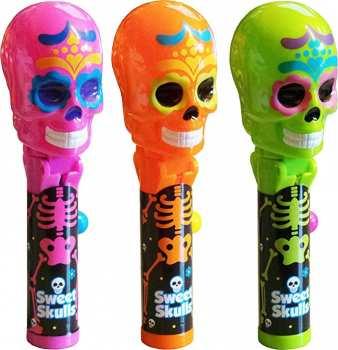 8714786288041 Sweet Skulls Lolly Pop Up