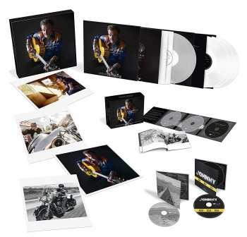 190295247904 Johnny hallyday Son Rêve Américain Box Collector Ed Ltd Numérotée