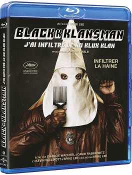 5053083179328 BlacKkKlansman - J Ai Infiltre Le Ku Klux Klan FR BR Bluray