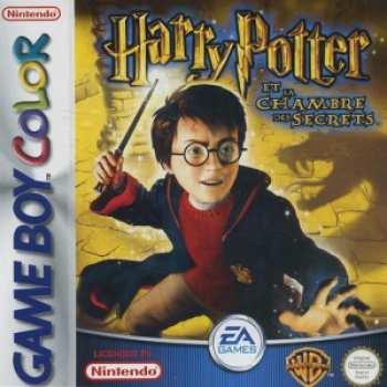 5510107236 Harry potter la chambre des secrets FR GBC