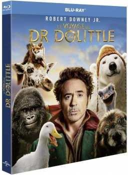 5053083216252 Le Voyage Du Dr Dolittle Avec Robert Downey Jr. Bluray Fr