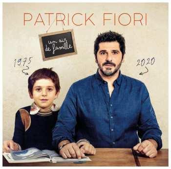 194398079325 Patrick Fiori -  Un Air De Famille 2020 CD