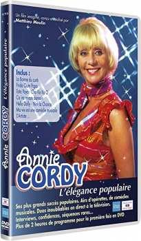 3220019179345 nnie Cordy L'Elégance Populaire dvd