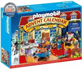 4008789701886 Calendrier De L'avent Playmobil