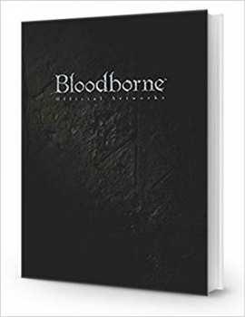 9791035500016 Bloodborne Artbook Mana Books