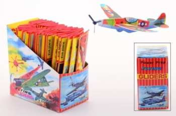 8711866242351 vions Planeurs Polystirene Flying Gliders