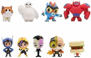 3296580412419 Pack 2 Chibi - Bandai Disney Big Hero 6 Chibi