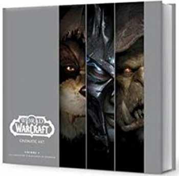 9791035501952 rt Book World Of Warcraft Cinematic Art Volume 1 Mana Books