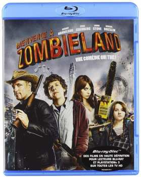 3333299614243 Bienvenue A Zombieland (Harrelson Eisenberg Breslin Stone)FR BR