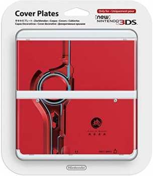 45496510466 Cover Plate New Nintendo 3DS Xenoblade