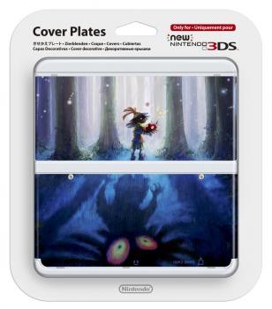 45496510442 Coque Cover Plates New Nintendo 3DS Zelda Majora S Mask 3ds