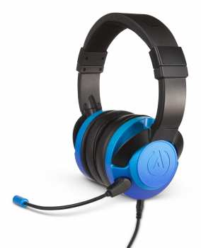 617885021091 Casque Micro Fusion Wired Gaming Headset Saphhire (PS4 Xbone PC Mobile)