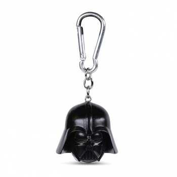 5050293391533 Porte Cle Star Wars - Tete De Darth Vader Porte Cle 3D