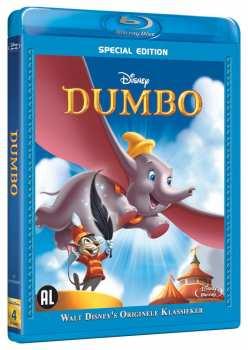 8717418249205 Dumbo (original Animation) FR BR