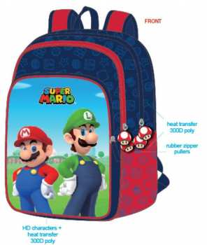 5411217854952 Sac A Dos Nintendo Super Mario