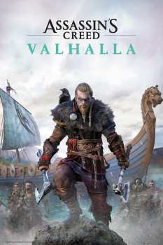 5028486484577 SSASSIN'S CREED VALHALLA - POSTER