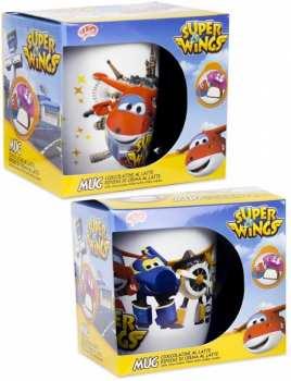 8001943548422 Mug Super Wings Walcor ( Super Avion)