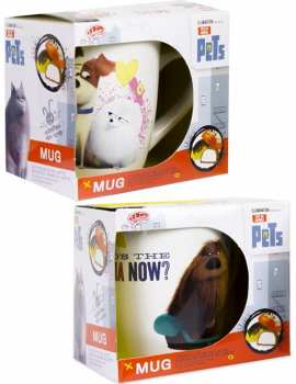 8001943542789 Mug Comme Des Betes (pets) Walcor