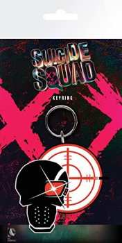 5028486354184 Porte Clef Sucide Squad Deadshot