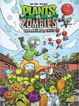 9782822231480 Plants Vs Zombies - Un Probleme De Taille - BD Jungle