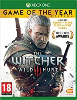 5510107439 The Witcher 3 Game Of The Year Edition Xbox One