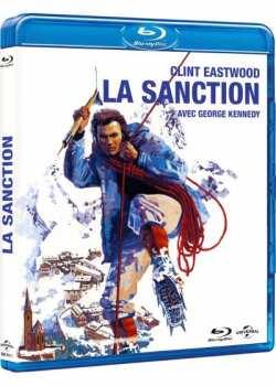 5510107450 La Sanction (Clint Eastwood) FR BR