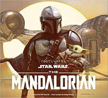 9782364807419 Livre STAR WARS - TOUT L'ART DE THE MANDALORI