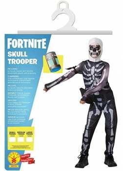 883028344185 Deguisement Cosplay - Combinaison Casque Masque Fortnite trooper XL