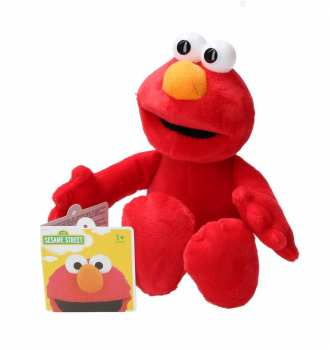 5055114380888 Peluche Sesam Street - Elmo