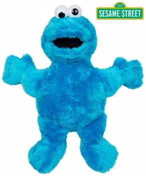 4260636941382 Peluche Sesam Street - Cookie Monster