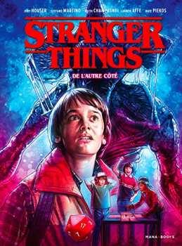 9791035501198 Stranger Things - De L'autre Cote - Tome 1 -Mana Books