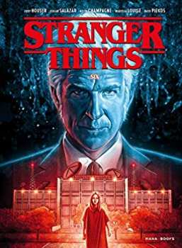9791035501532 Stranger Things - Six - Tome 2 - Mana Books