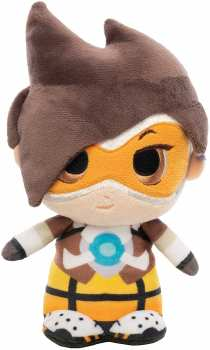 889698313797 Funko Galactic Plushies - Overwatch - Tracer