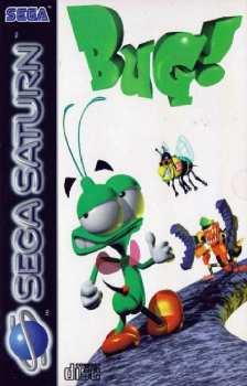 4974365810047 Bug ! Sega Saturn