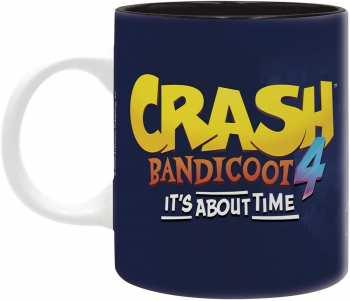 3665361049074 Mug Crash Bandicoot - It's About Time - 320ml