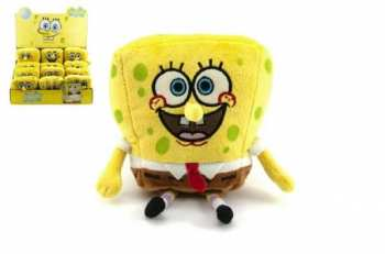8425611301841 Peluche Bob L'eponge Carre Nickelodeon