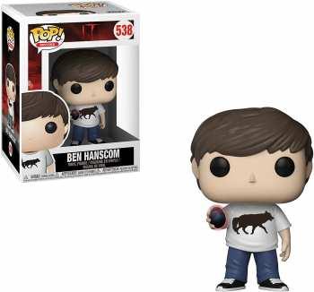 889698295222 Figurine Funko Pop - It (Ça) 538 - Ben Hascom