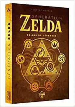 9782379890604 Generation Zelda 35 Ans De Legendes Omake Books