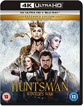 5053083111205 The Hunstman Winter's War Bluray 4k Fr