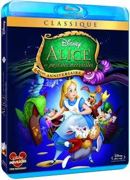 8717418275075 lice Aux Pays Des Merveilles Classique Disney FR BR