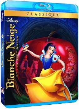 8717418246174 Blanche Neige Et Les Sept Nains Classique Disney FR BR