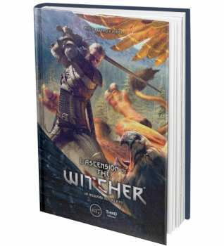 5510107716 scension De The Witcher Roi Du RPG Third Edition B