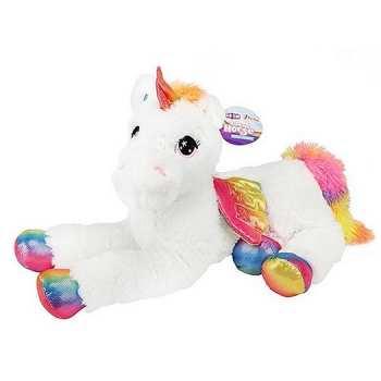 8719904753005 Grande Peluche Licorne Dreamhorse Xxl 60cm